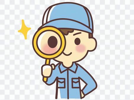 調查工作人員(068)