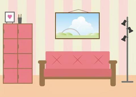 在內部房間的插圖4