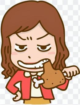 肉食系女子