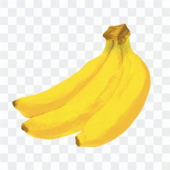 バナナ:フルーツ