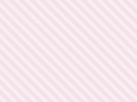 溫柔的條紋·條紋·粉紅色
