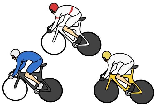 自行車賽車手