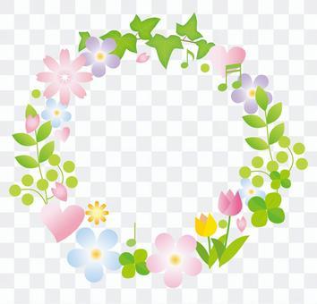 春天花環部分3