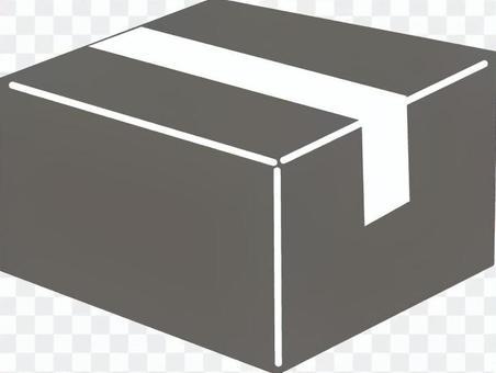 封閉紙箱第1部分