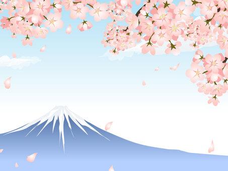 佐倉和富士山