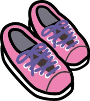 Jogging shoes 2