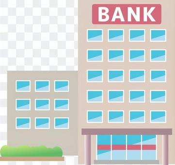 70119.大廈,銀行