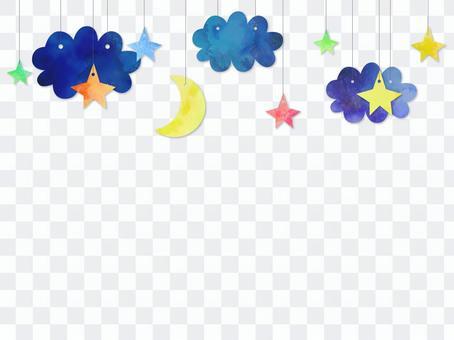 夜空框架ver 01