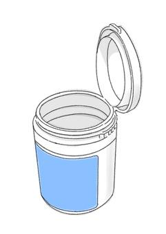 瓶口香糖7(彩色)