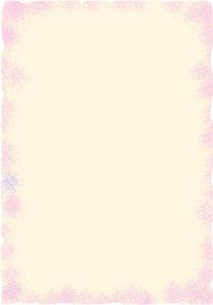淺粉紅色的日本紙架