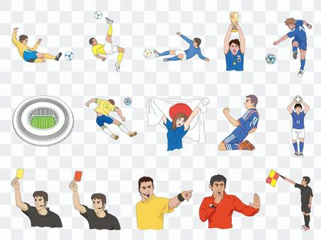 Football set 3