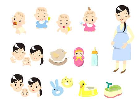 嬰兒和嬰兒用品