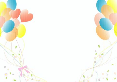 五顏六色的balloon2