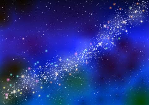普通版銀河背景