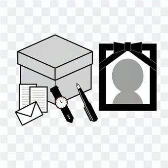 Image of arranging relics, time capsules, and disposal