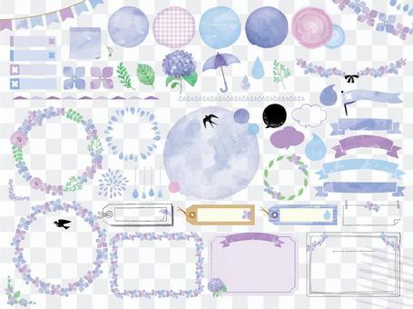 紫色框架(沒有png字符背景)