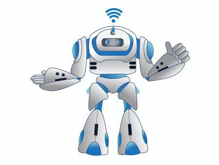 Robot communication