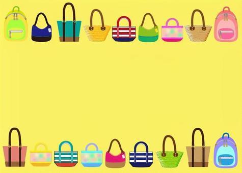 袋架〜黄色系列