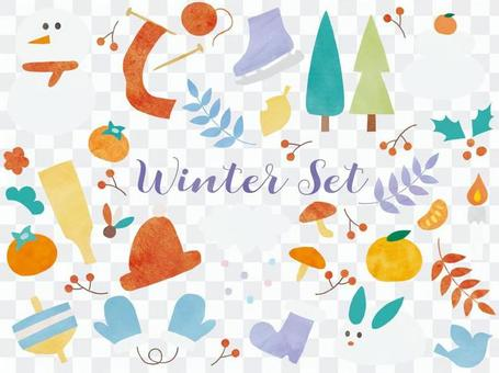 冬 クリスマス お正月 セット