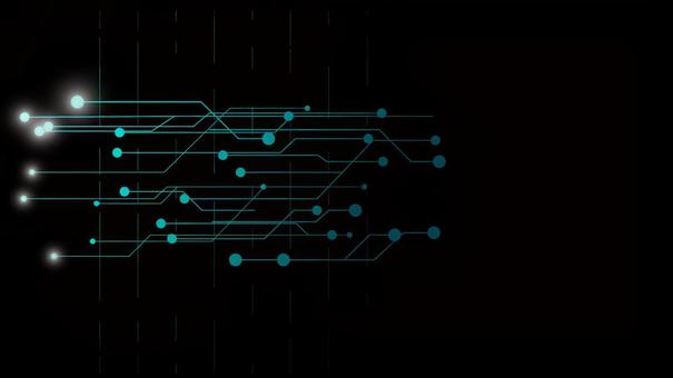 未來網絡世界數字域AI數據