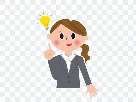商業 - 女性 - 靈感