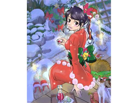 Japanese Santa Claus CS2
