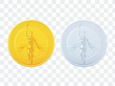 紀念幣的形象