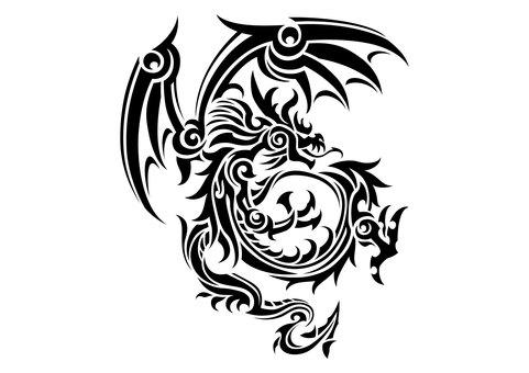 Dragon Tribal Type A