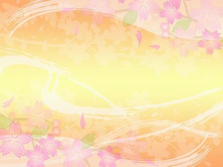 櫻花背景25