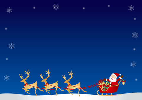 聖誕雪橇雪
