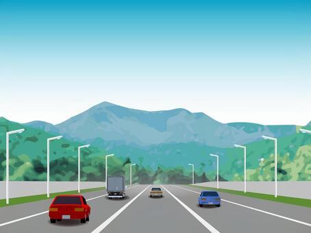高速道路-2