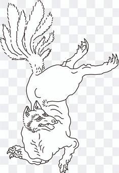 Kyubio的狐狸第1部分