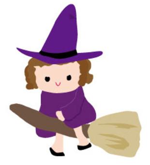 掃帚上的女巫