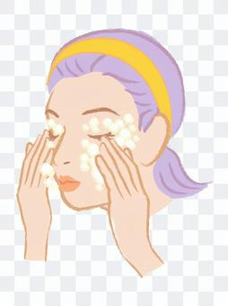 洗臉_ 001