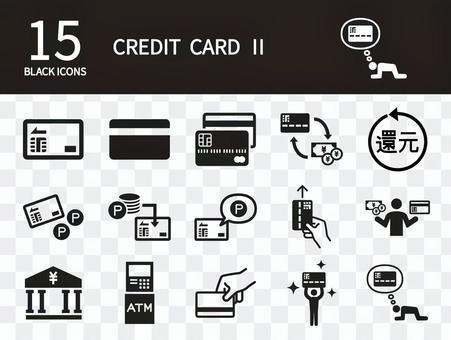 信用卡圖標