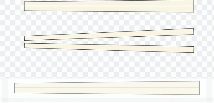 割り箸セット