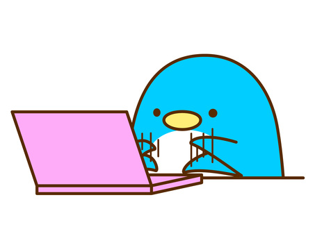 PC 工作速度快的企鵝