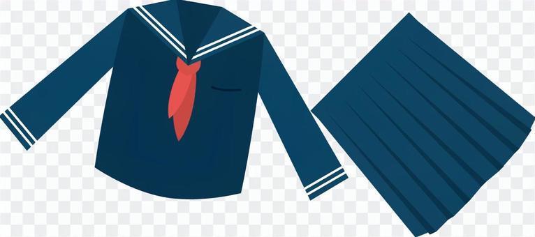 Student suit (woman)