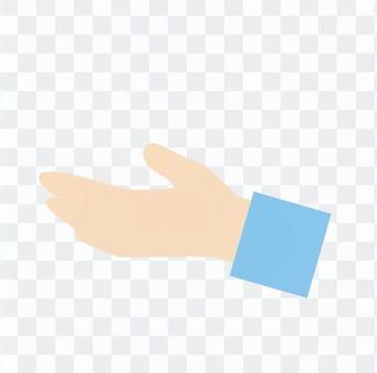 手 - 導言(左)
