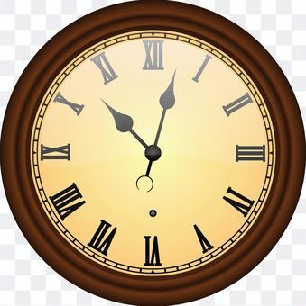 アンティーク時計   壁掛け時計