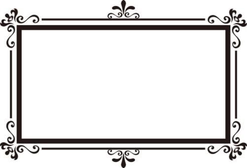 裝飾框架矩形