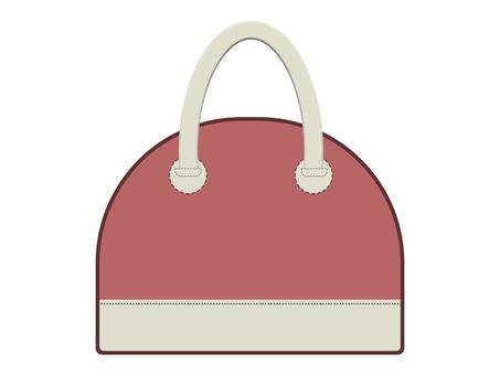 Leather bag 12-1 (Brown)