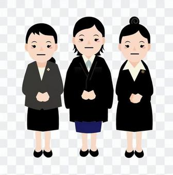女性的法律界人士