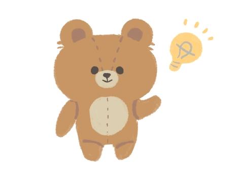 勵志泰迪熊