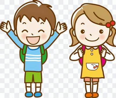2個孩子2