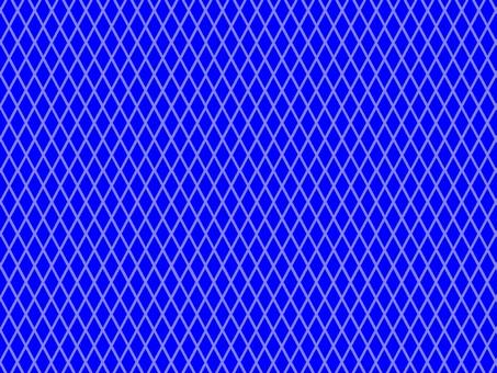 菱形幾何圖案背景藍領