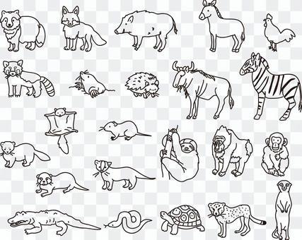 各種動物2