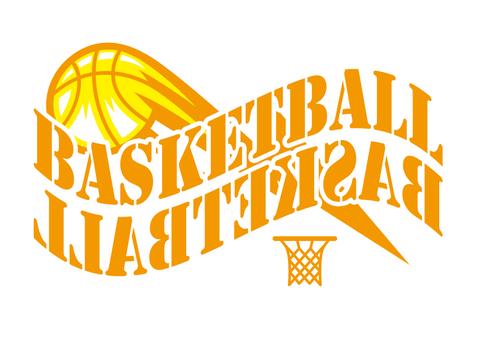 籃球波浪標誌