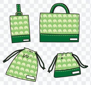 入场·入场袋3(绿)
