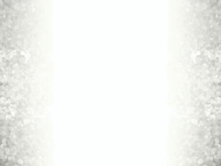 Shower (black and white frame)